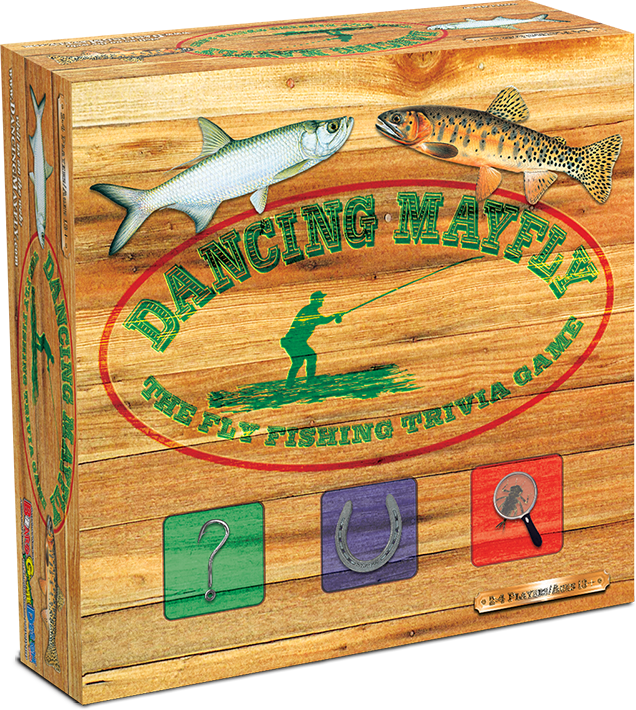 Custom Board Game Dancing Mayfly