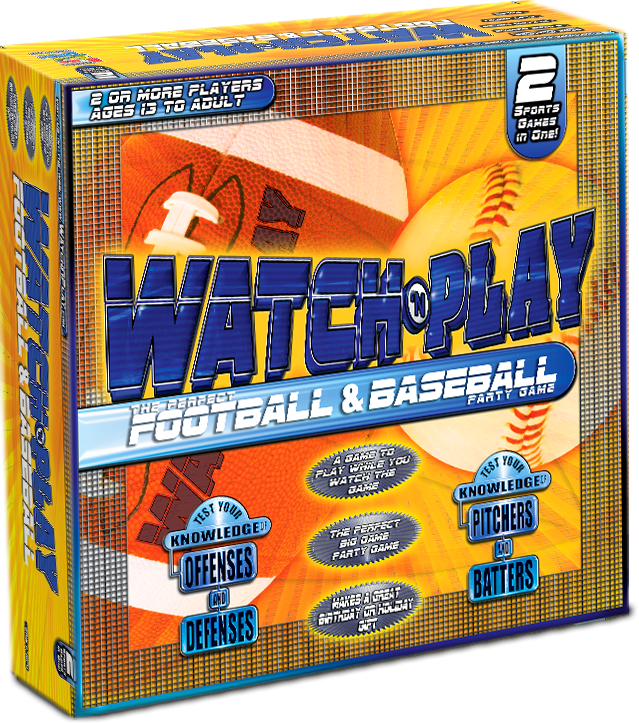 Watch-N-Play Custom Football Game
