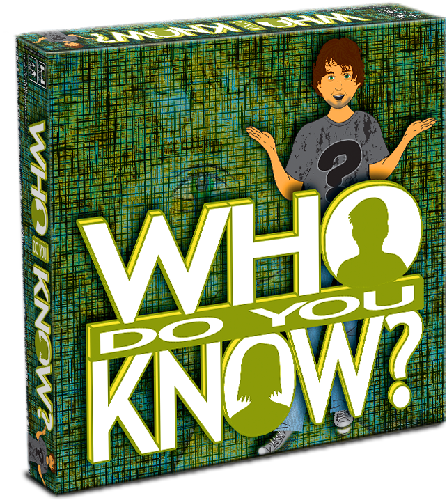 Custom Trivia Game Who Do You Know?
