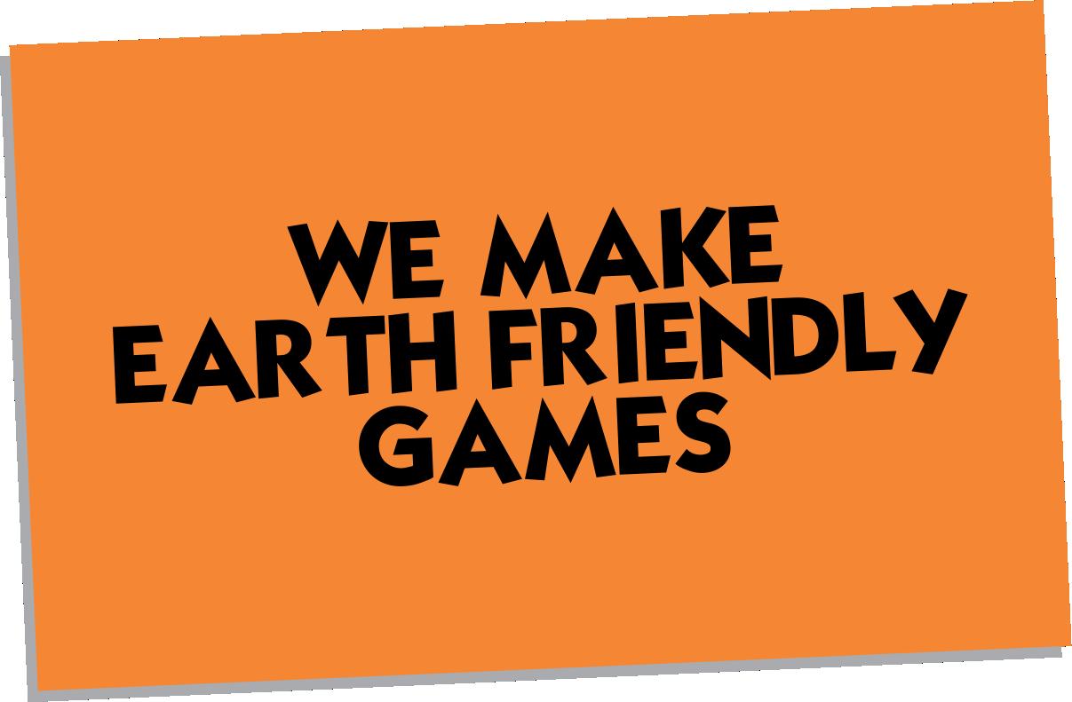 Earth Friendly Games