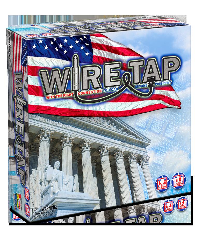 WireTap Board Game
