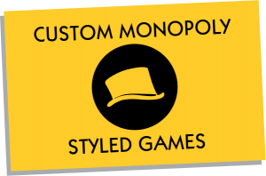 Custom Monopoly Games