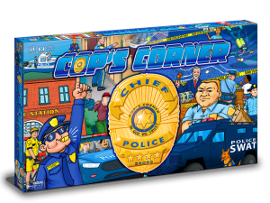 Cops Corner Board Game