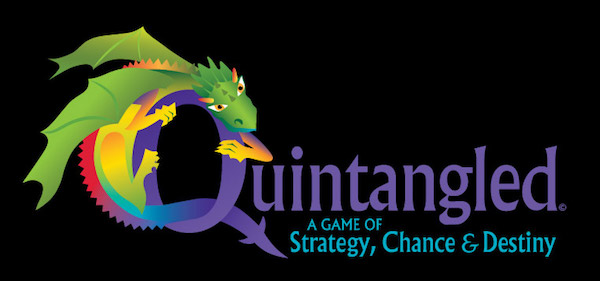 Quintangled,: A Game of Strategy, Chance, and Destiny!
