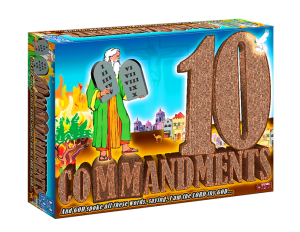 Ten Commandments Board Game